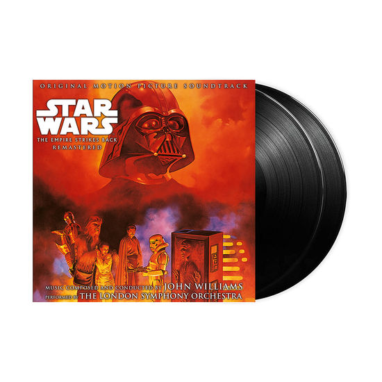John Williams: Star Wars 'The Empire Strikes Back' Original Motion Picture Soundtrack