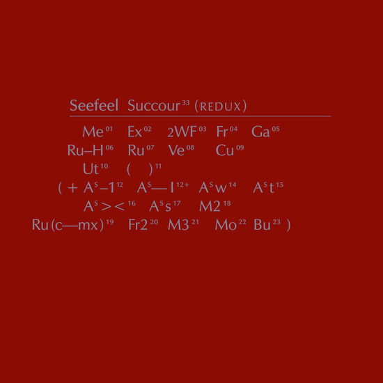 Seefeel: Succour (Redux)