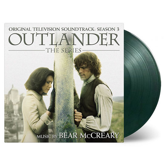 Original Soundtrack: Outlander Season 3: Limited Edition Gold & Black Coloured Vinyl