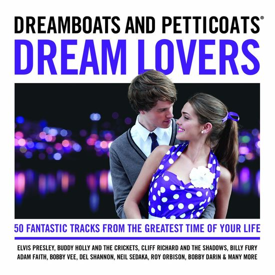 Various: Dreamboats Dream Lovers CD