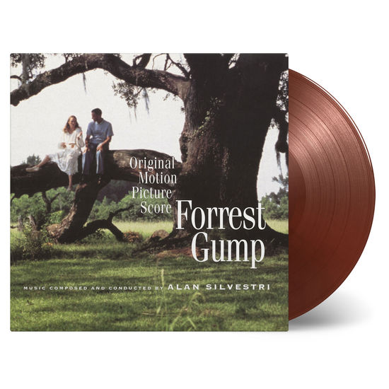Alan Silvestri: Forrest Gump (Original Motion Picture Score): Chocolate Numbered Vinyl