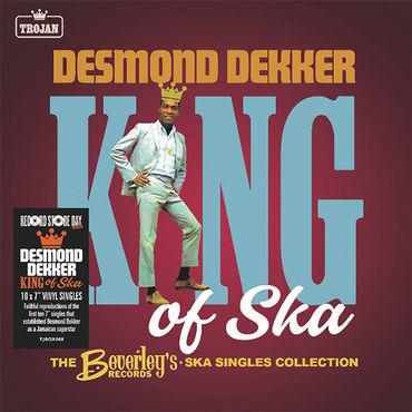 Desmond Dekker: King Of Ska - The Ska Singles Collection
