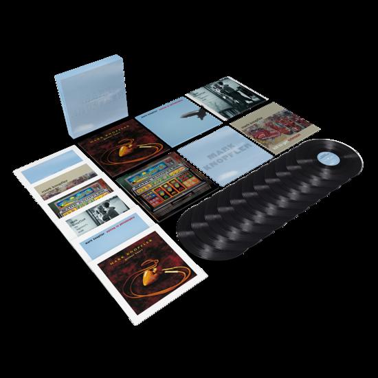 Mark Knopfler: The Studio Albums 1996-2007: Limited Edition 11 LP Boxset