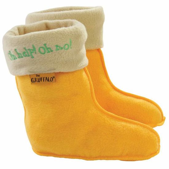 The Gruffalo: Gruffalo Kids Wellington Boot Warmers