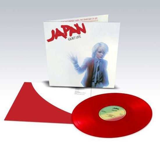 japan: Quiet Life (2021 Remaster): Limited Edition Red Vinyl