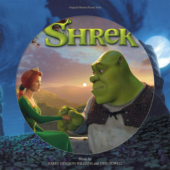 Harry Gregson-Williams and John Powell: Shrek -  Original Motion Picture Score Picture Disc