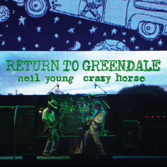 Neil Young & Crazy Horse: Return to Greendale: Double Vinyl 2LP