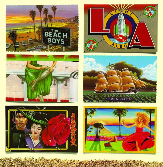 The Beach Boys: L.A. (Light Album)