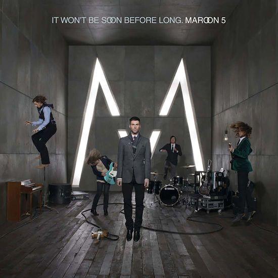 Maroon_5: It Won't Be Soon Before Long LP