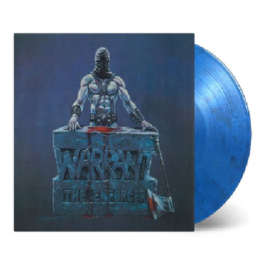 Warrant: The Enforcer: Blue Numbered Vinyl