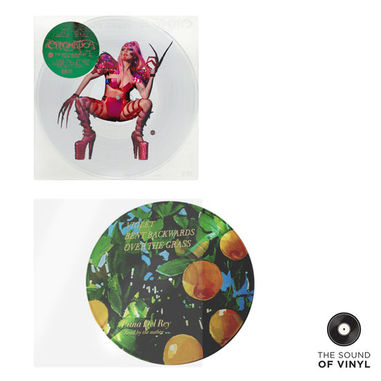 Lady Gaga: The Sound Of... Pop: Exclusive Picture Disc Exclusive Bundle