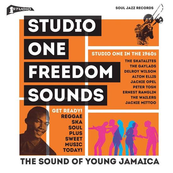 VA / Soul Jazz Records Presents : STUDIO ONE Freedom Sounds: Studio One In The 1960s