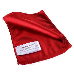 Beats: Studio Headphones Clean Cloth - Red