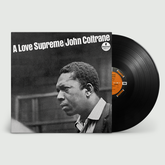 John Coltrane: A Love Supreme (1964): Limited Acoustic Sounds Edition 180gm Reissue