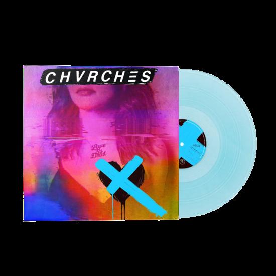 Chvrches: Love Is Dead Standard LP