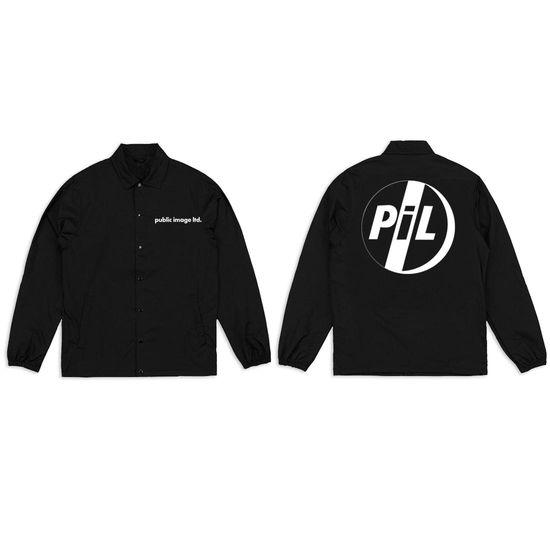 Public Image Limited: Logo Coach Jacket