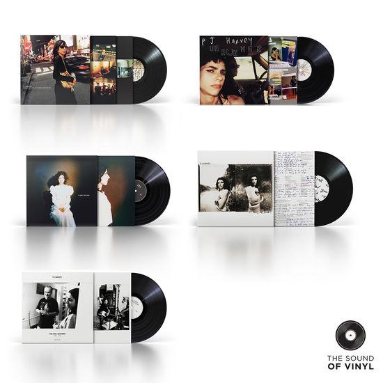 PJ Harvey: The Sound Of PJ Harvey Exclusive Vinyl Bundle