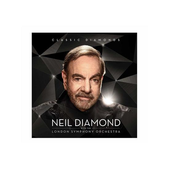 Neil Diamond: Classic Diamonds Print