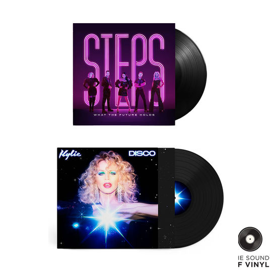 Steps: The Sound Of... Classic Pop: Kylie Minogue & Steps Deluxe Vinyl Bundle