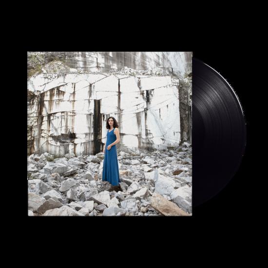 Marta Del Grandi: Until We Fossilize: Black Vinyl LP