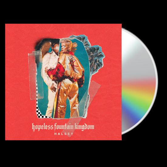 Halsey: hopeless fountain kingdom: cd album