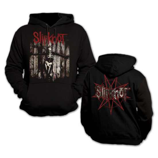 Slipknot: .5: The Gray Chapter Hoodie Small