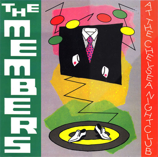 The Members: At The Chelsea Nightclub: Picture Disc