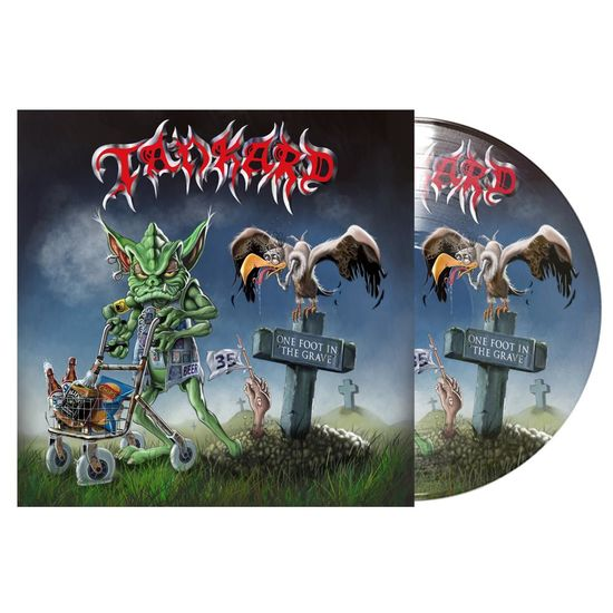TANKARD: One Foot In The Grave: Picture Disc