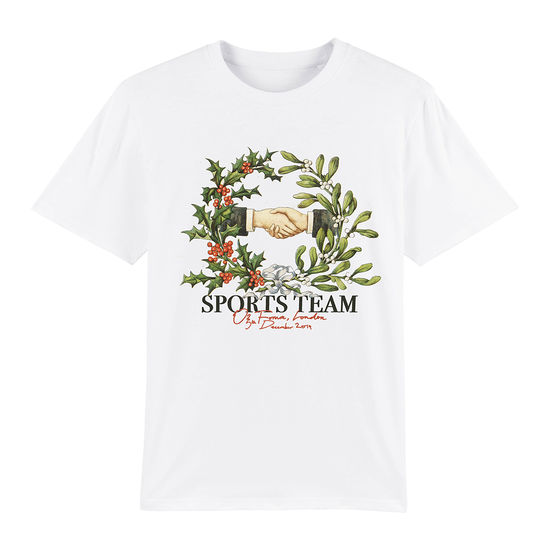 Sports Team: Forum Show Tee – White