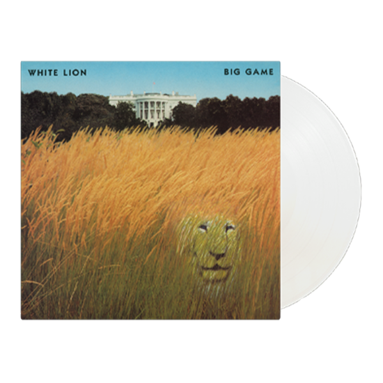 White Lion: Big Game: Limited Edition White Vinyl