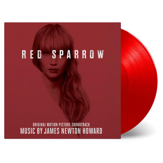 Original Soundtrack: Red Sparrow - Red Numbered Vinyl