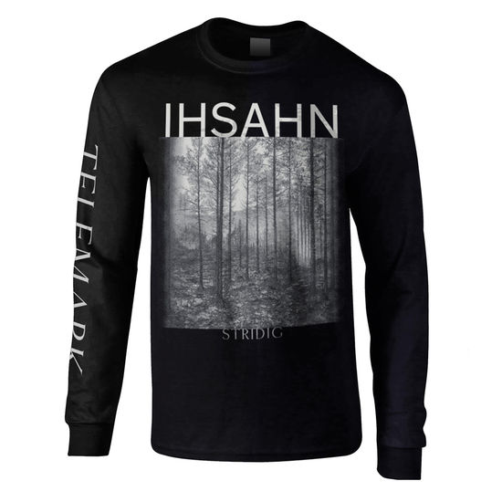 Ihsahn: Stridig Longsleeve T-Shirt