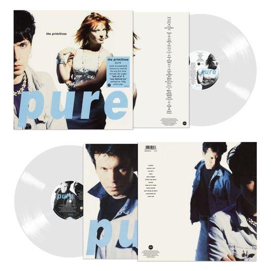 The Primitives: Pure : Limited Edition White Vinyl 1LP
