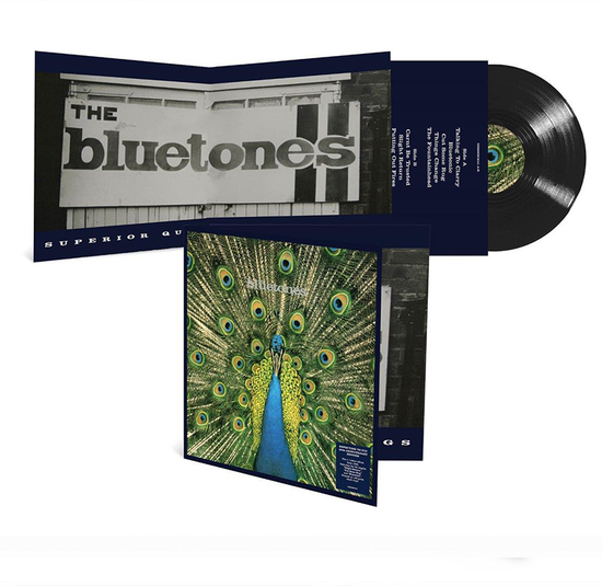 The Bluetones: Expecting To Fly - 25th Anniversary Edition: Limited edition Black Vinyl