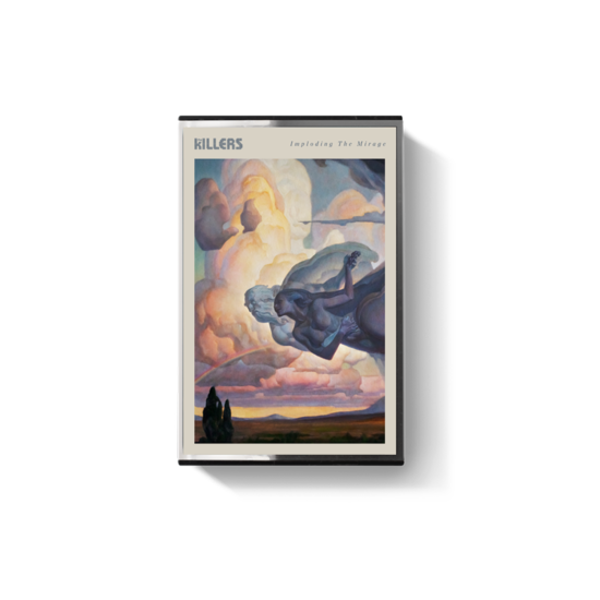The Killers: Imploding The Mirage Store Exclusive Cassette