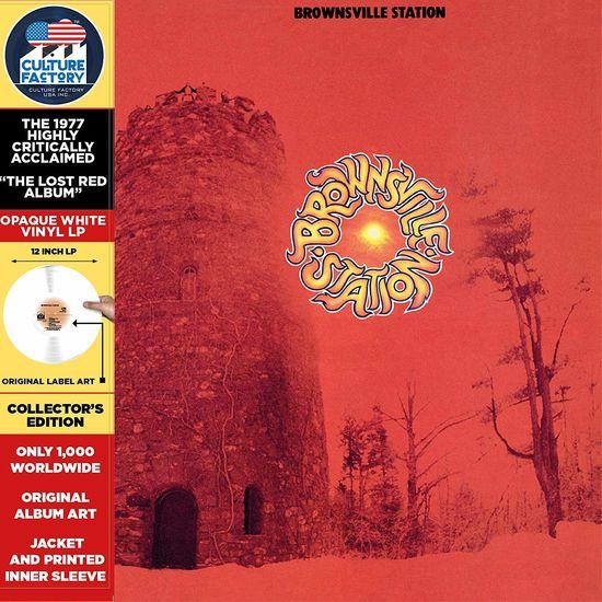 Brownsville Station: Brownsville Station: Limited Edition Opaque White Vinyl LP