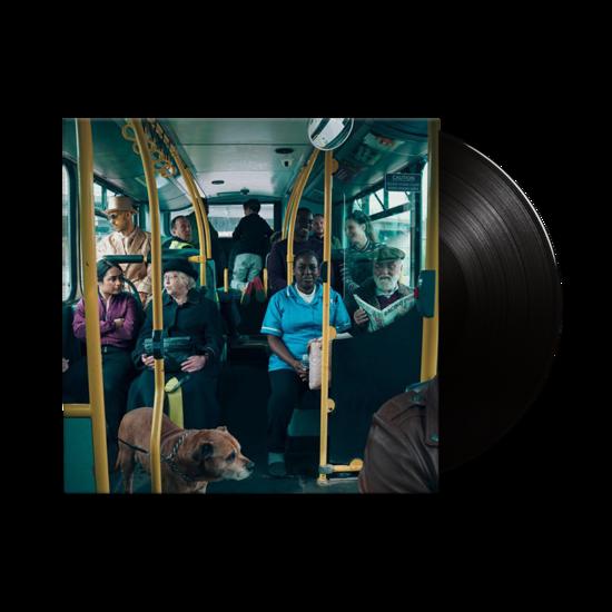 The Reytons: KIDS OFF THE ESTATE: Black Vinyl LP