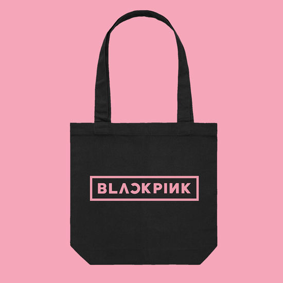 Blackpink: Logo Tote