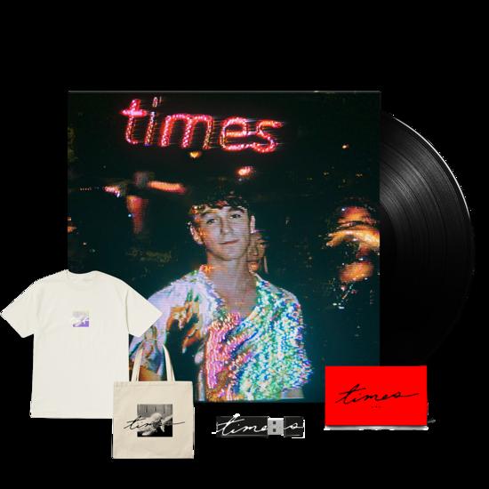 S.G. Lewis: The 'Mega times' LP Bundle