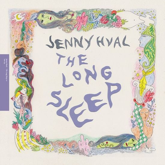 Jenny Hval: The Long Sleep: Limited Edition Purple LP