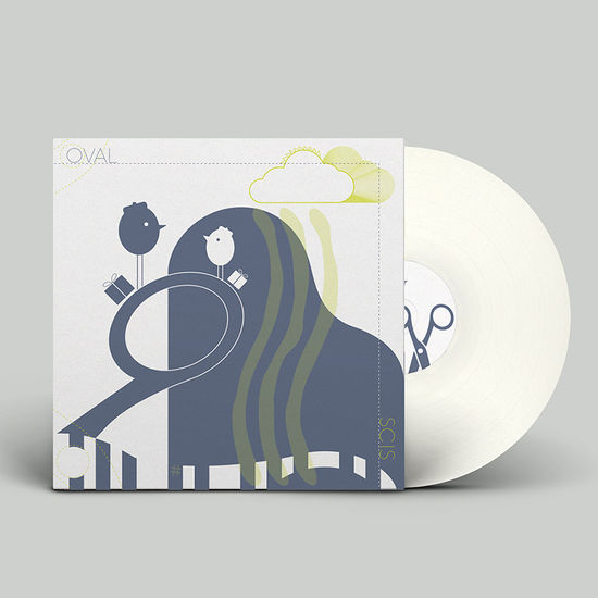 Oval: Scis: Limited Edition White Vinyl