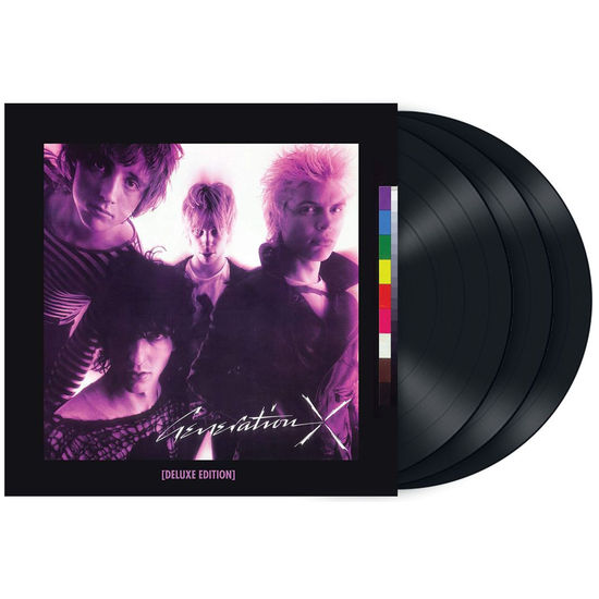 Generation X: Generation X: Deluxe Edition 3 LP Box Set