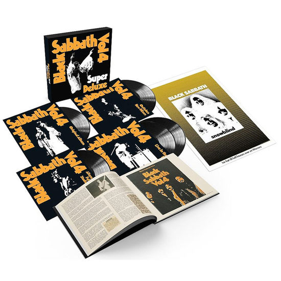 Black Sabbath: Vol 4: Super Deluxe Box Set
