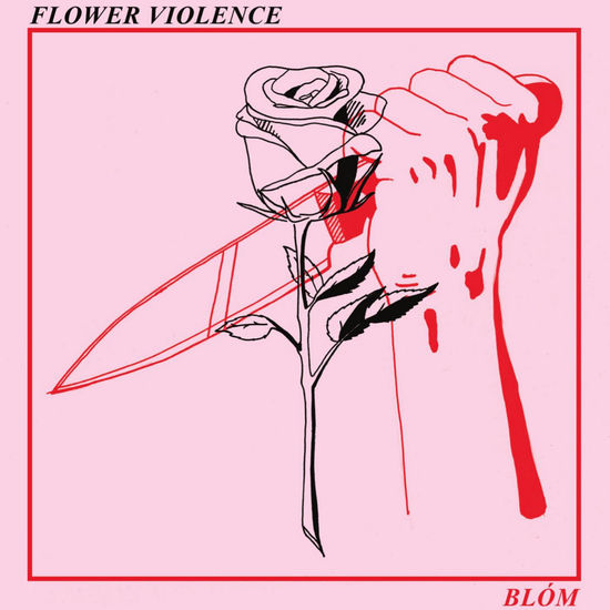 BLÓM: Flower Violence: Limited Edition Rose Pink Vinyl LP