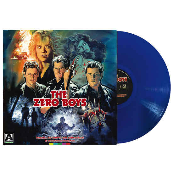 Original Soundtrack: Zero Boys: Blue Vinyl