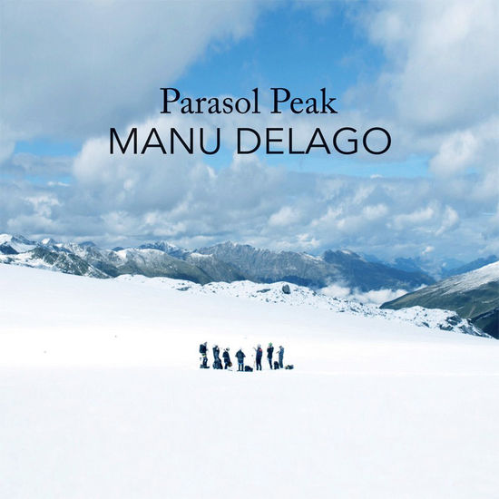 Manu Delago: Parasol Peak - Coloured Vinyl