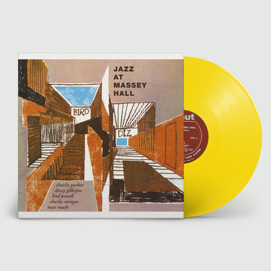 Charlie Parker: Jazz at Massey Hall: Limited Edition 180gm Yellow Vinyl (Centennial Celebration Collection)