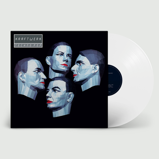 Kraftwerk: Techno Pop: Limited Edition Clear Vinyl