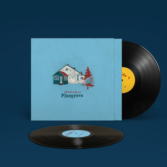 Pinegrove: Amperland, NY: Gatefold Double Vinyl