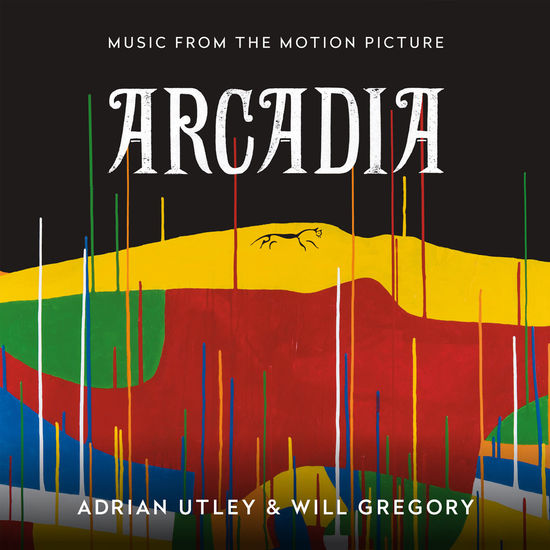 Adrian Utley & Will Gregory : Arcadia: Green Vinyl (Music From The Motion Picture)